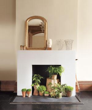 Summer Fireplace Solutions Bleue Piece
