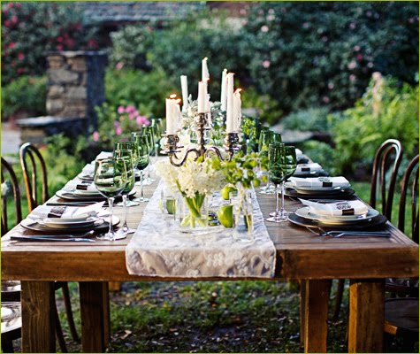 Design dining room backyard family gatherings