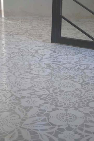 montague my marrakesh skylar s lace painted concrete floor rect540